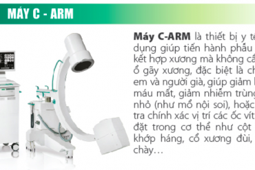 MÁY C-ARM