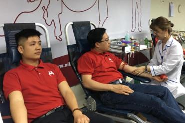 Máu ở viện huyết học Hà Nội chỉ đủ điều trị 3 ngày nữa