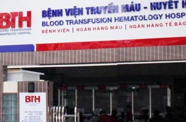 Chiêu sinh khóa học an toàn truyền máu