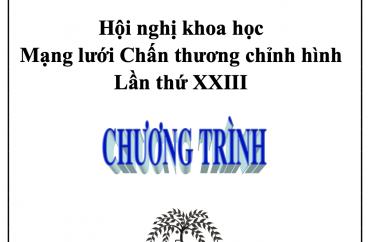Hội nghị Mạng lưới CTCH lần thứ XXIII tại Cao Lãnh - Đồng tháp