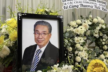 Vĩnh biệt Người Thầy, Người Anh Cả BSCKII Nguyễn Văn Quang
