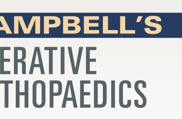 CAMPBELL'S OPERATIVE ORTHOPAEDICS 2017