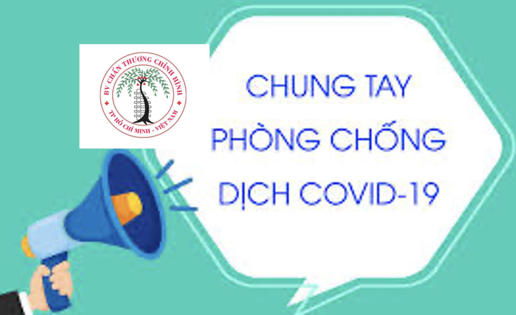 CHUNG TAY PHÒNG CHỐNG DỊCH CÚM - BV CTCH 4/2020